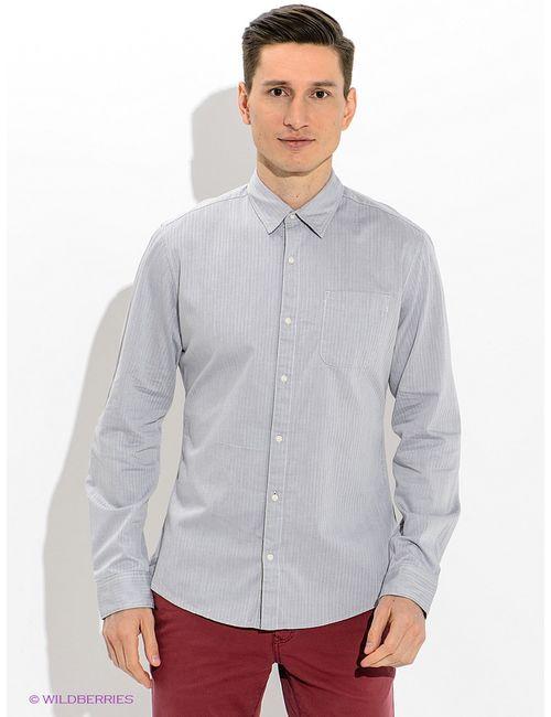 s.Oliver | Мужские Серые Рубашки