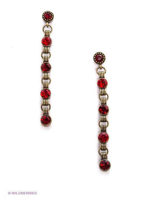 AVGAD | Женские Красные Серьги