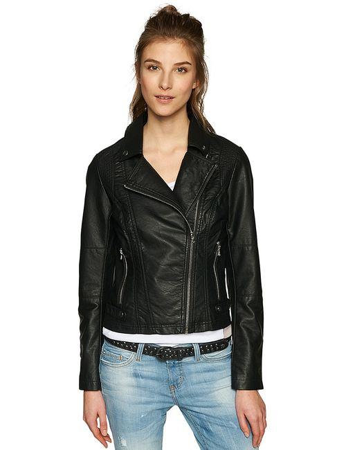 TOM TAILOR | Женские Чёрные Куртки