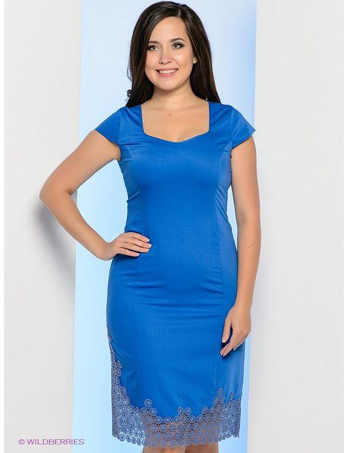 Milana Style | Женские Синие Платья