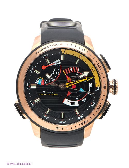 Timex | Мужские Чёрные Часы