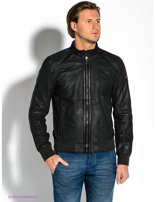 Strellson | Мужские Чёрные Куртки