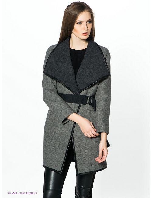 Pinko | Женское Серое Пальто