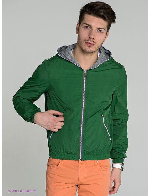 Guess | Мужские Зелёные Куртки