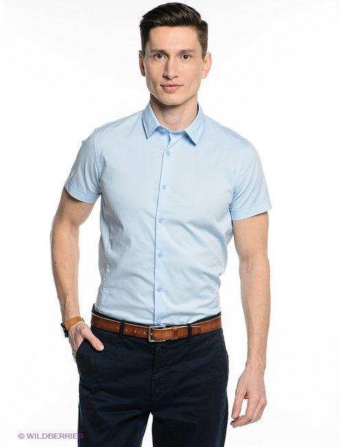 Oodji   Мужские Голубы Рубашки