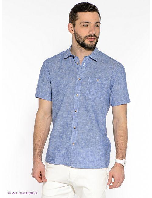 Finn Flare | Мужские Синие Рубашки