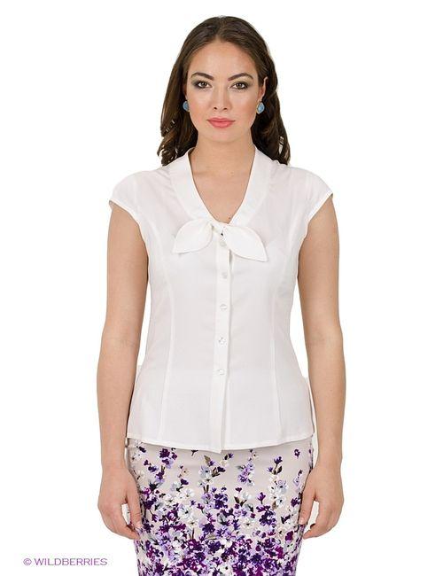 Profito Avantage | Женские Белые Блузки