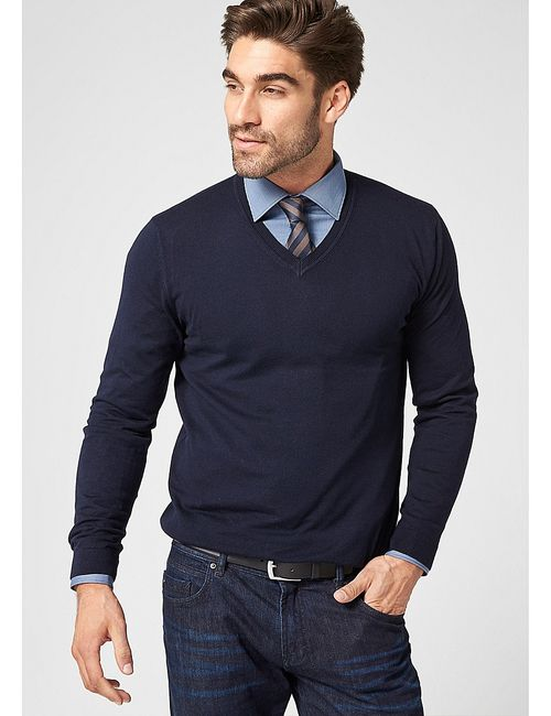 s.Oliver | Мужские Пуловеры
