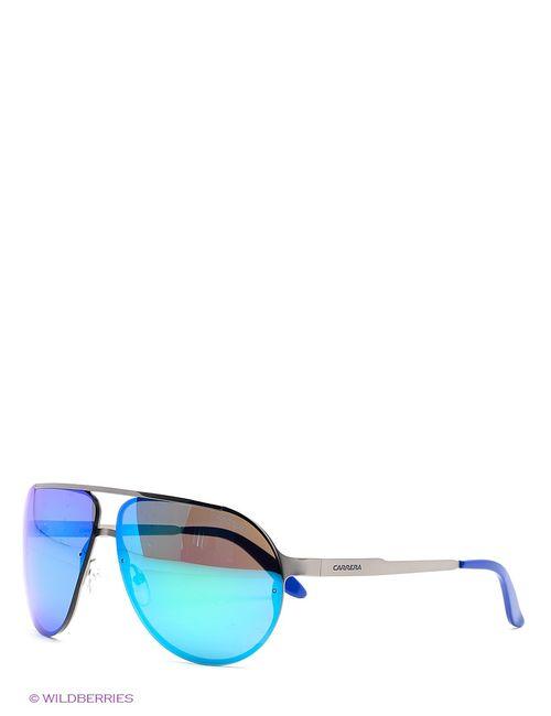 Carrera | Женские Синие Солнцезащитные Очки