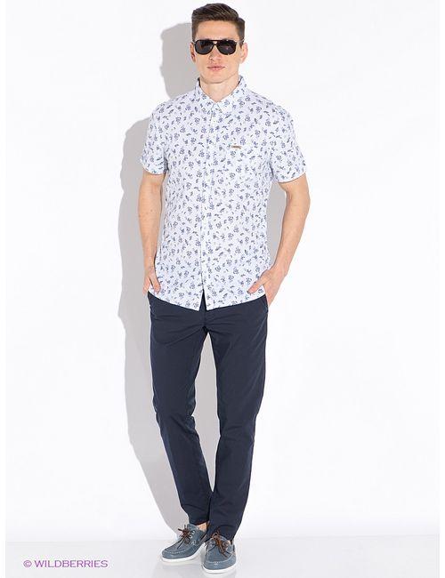 Guess | Мужские Синие Рубашки