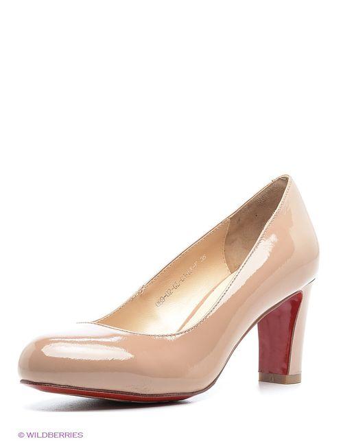 Calipso | Женские Бежевые Туфли