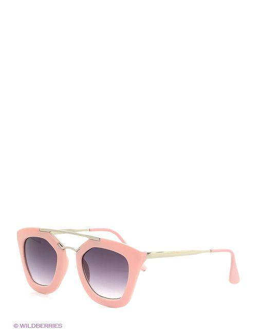 Oodji | Женские Розовые Солнцезащитные Очки