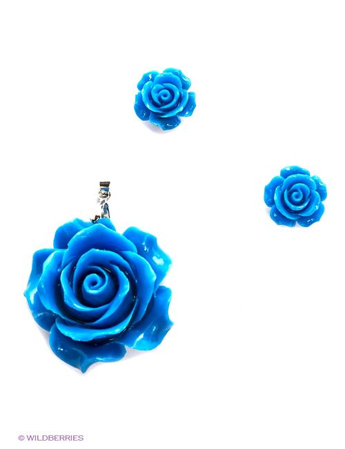 Happy Charms Family | Женские Голубы Комплекты Бижутерии