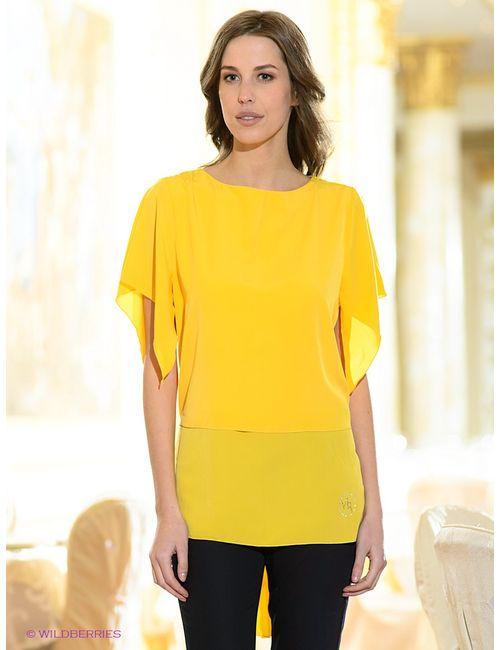 Mondigo | Женские Жёлтые Блузки