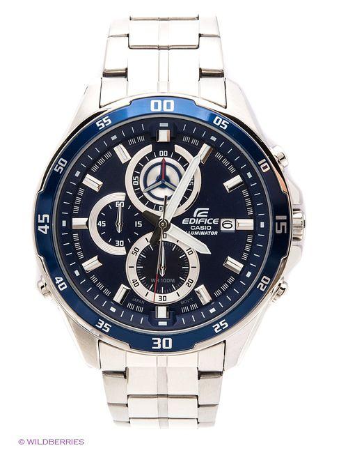 Casio | Мужские Серебристые Часы
