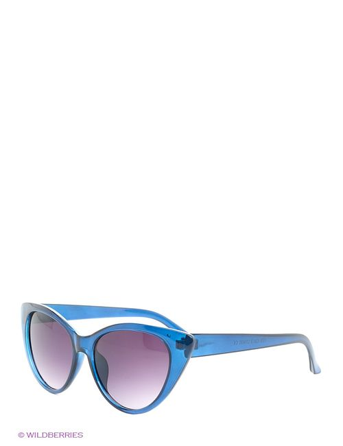Bijoux Land   Женские Синие Солнцезащитные Очки