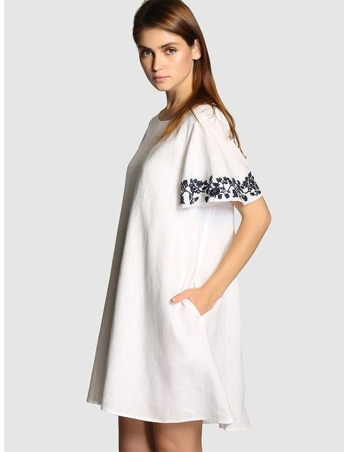 SOUTHERN COTTON | Женские Белые Платья