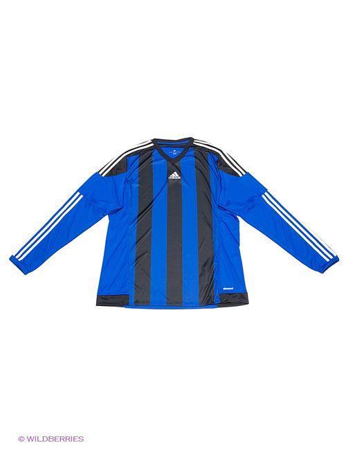 Adidas | Мужские Синие Лонгсливы