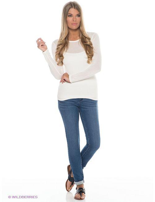Oodji | Женские Белые Джемперы