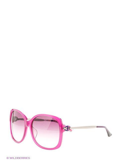 Missoni | Женские Розовые Солнцезащитные Очки