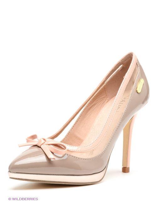Gaudi | Женские Бежевые Туфли