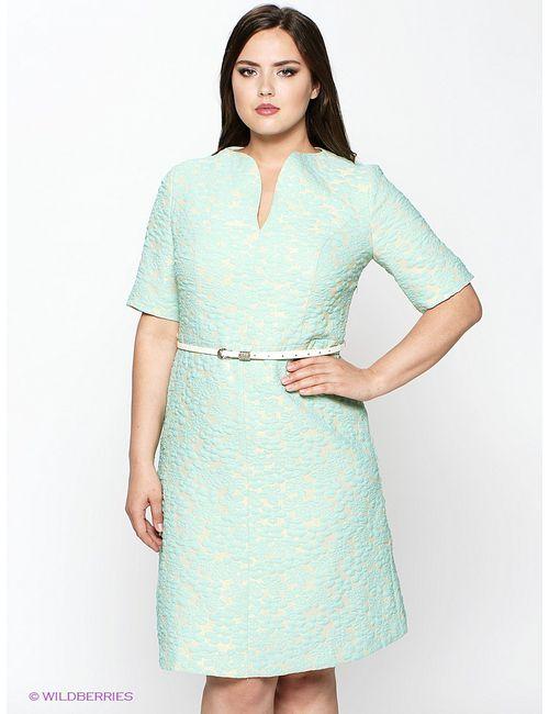 Amelia Lux | Женские Зелёные Платья