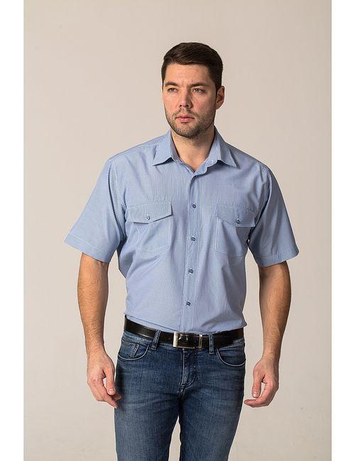 JOHN JENIFORD | Мужские Голубы Рубашки