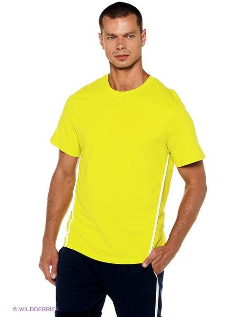 Форма   Мужские Жёлтые Футболки