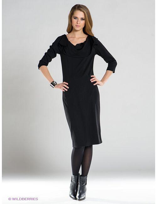 Elegance | Женские Чёрные Платья