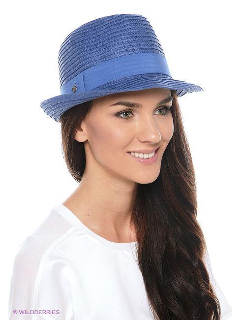 Seeberger   Мужские Синие Шляпы