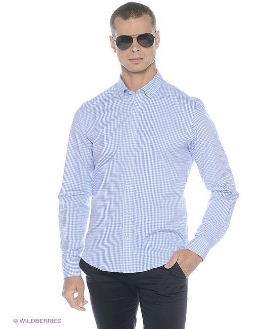 Oodji | Мужские Голубы Рубашки