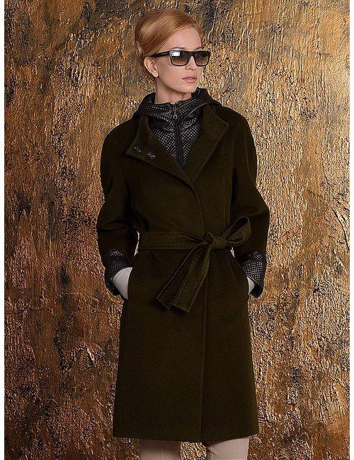 Pompa | Женское Хаки Пальто