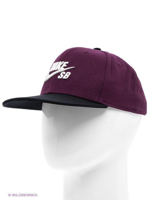 Nike   Женские Фиолетовые Бейсболки