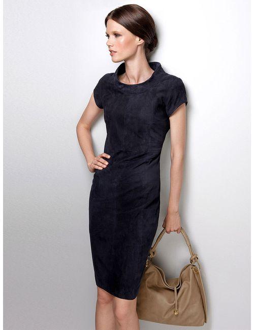 Elegance | Женские Синие Платья