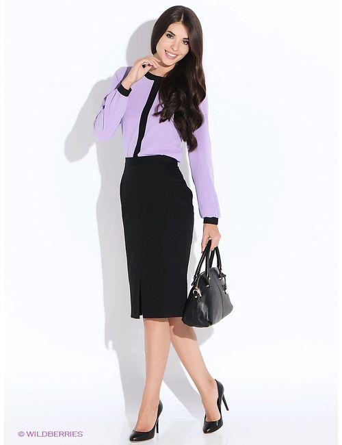 Colambetta | Женские Фиолетовые Блузки
