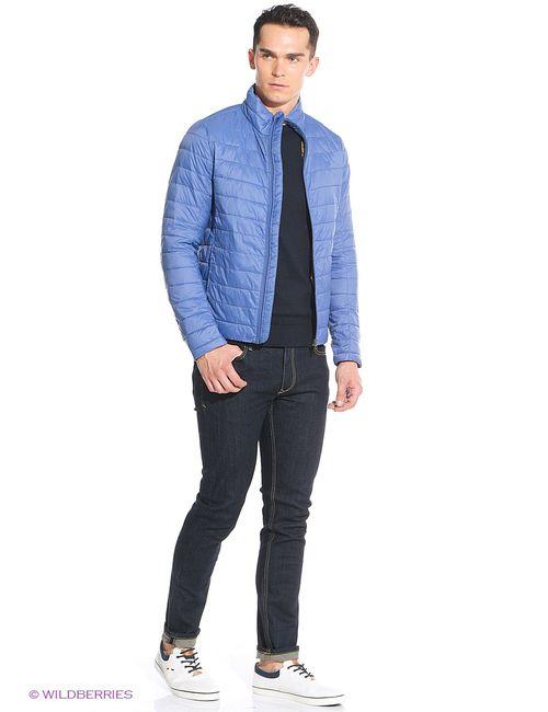 TOM TAILOR | Мужские Голубы Куртки