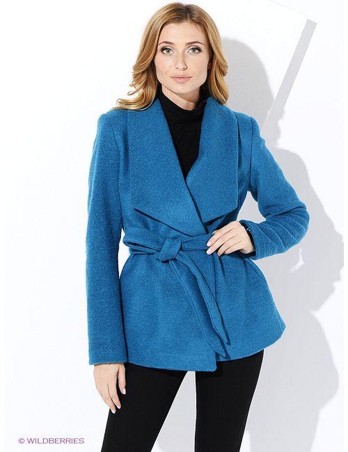 Imago | Женское Бирюзовое Пальто