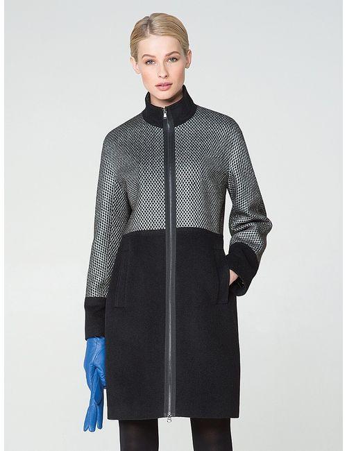 Pompa | Женское Чёрное Пальто