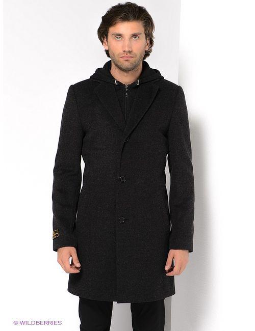 Berkytt | Мужское Антрацитовое Пальто