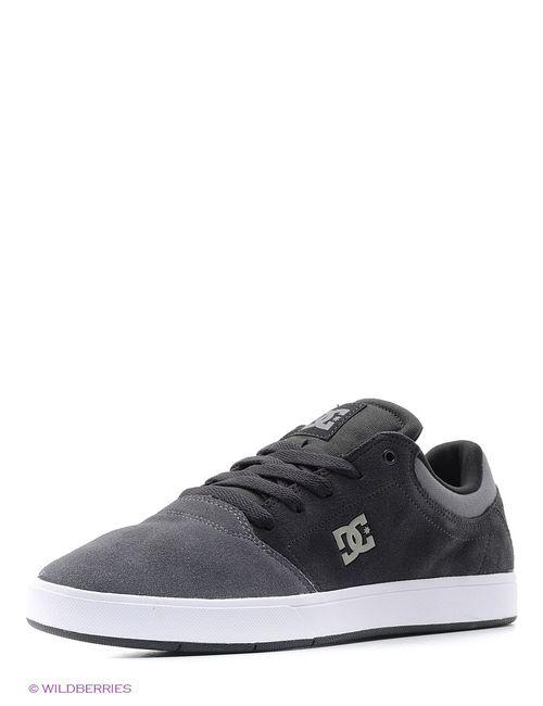 Dcshoes | Мужские Серые Кеды Dc Shoes