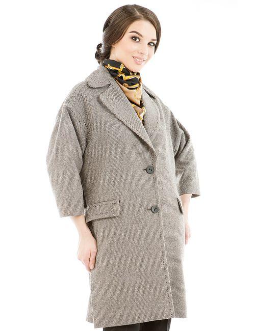 Levall   Женское Коричневое Пальто