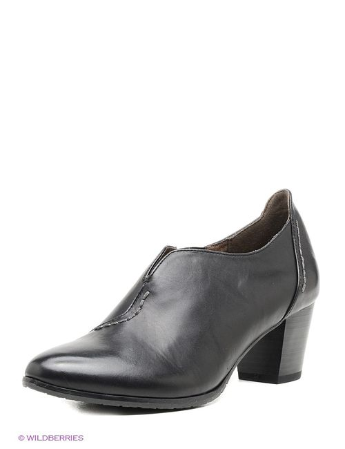 Caprice | Женские Чёрные Туфли