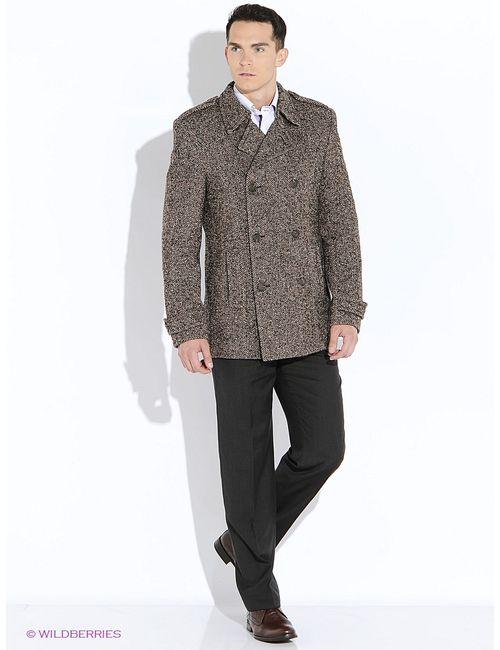 Berkytt | Коричневое Пальто