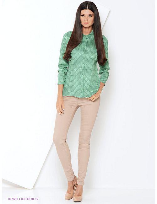 Vis-a-Vis | Женские Зелёные Блузки