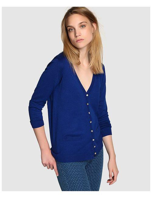 Easy Wear | Женские Синие Кардиганы