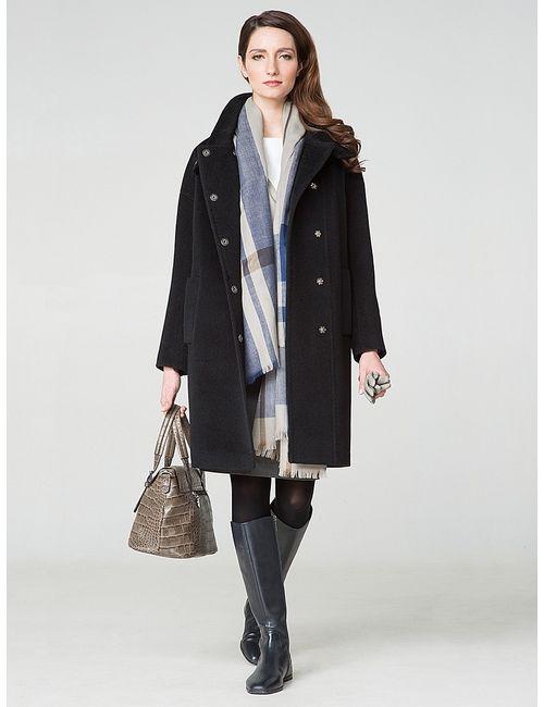 Pompa   Женское Чёрное Пальто
