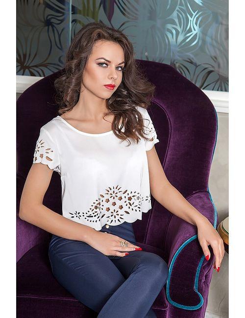 Vision Fashion Srore | Женские Белые Блузки
