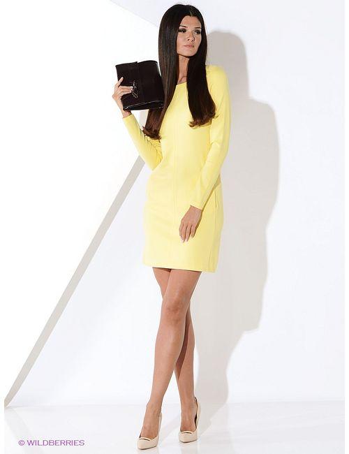 Yarmina | Женские Жёлтые Платья