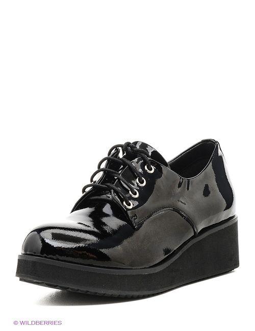 Mascotte | Женские Чёрные Туфли