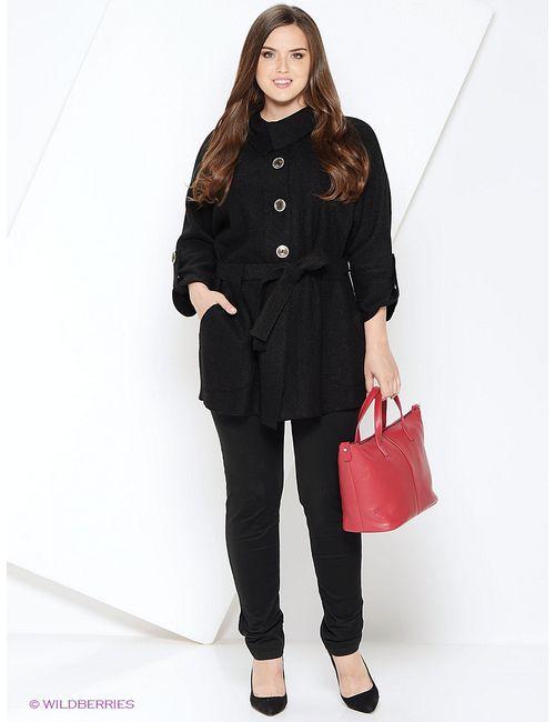 DizzyWay | Женское Чёрное Пальто